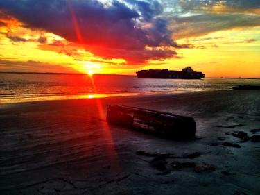 Sullivan's Island Sunset